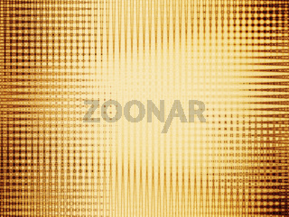 Gold abstract background with bright spots. Shining background