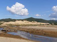 The dunes of Piscinas