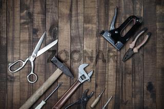 Used work tools