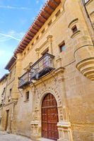 Palace of the Quincoces, Briones, Spain