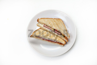Sandwihes With Meat