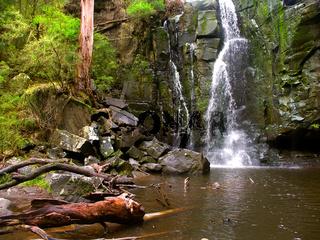 Phantom Falls Victoria Australia