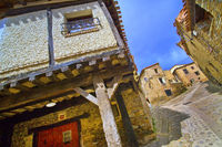 Street Scene, Yanguas, Soria, Spain
