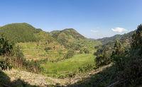 Rural landscape, Uganda