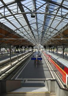 Lübeck main station
