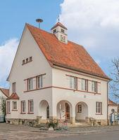 Rathaus Öhningen-Wangen am Bodensee