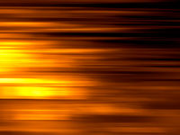 Golden stripes and light effects - abstract background