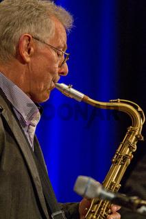Günther Fischer im Konzert