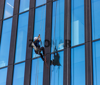 Office Building Cleaner
