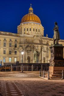 Das rekonstruierte Stadtschloss in Berlin