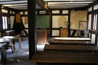 historical schoolhouse, Hessenpark