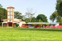 Panama Chiriqui town, our lady of Fatima church