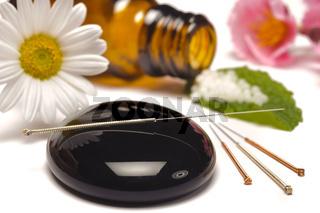 Homöopathie und Akupunkture