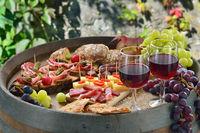 Wine tasting in South Tyrol