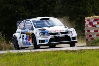 Sebastien Ogier ADAC Rallye Deutschland 2013