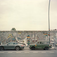 Berlin Wall, East Side Gallery, Germany