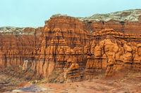 Utah state park Goblin Valley