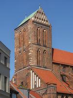 Wismar - Nikolaikirche, Deutschland