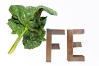 Spinach-Iron Myth