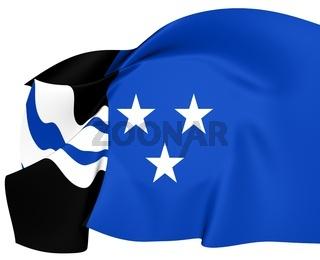 Flag of Aargau