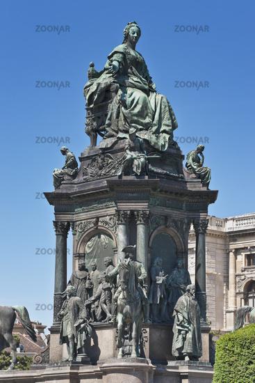 Maria-Theresien-Denkmal, Wien | Maria Theresa Monument, Vienna