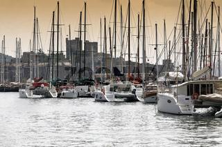 Bodrum - Jachthafen