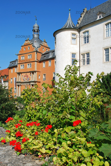 German Orders Castle in Bad Mergentheim