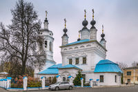 Church of the Intercession of the Blessed Virgin Mary, Kaluga, Russia