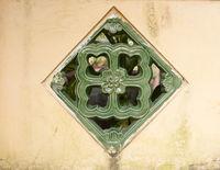 ornamental window