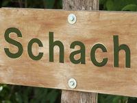 Schach-Schild