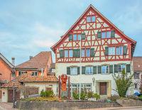 Zum Wilden Mann,  Diessenhofen, Kanton Thurgau, Schweiz