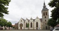 katholische Pfarrkirche St. Aegidius in Wiedenbrück