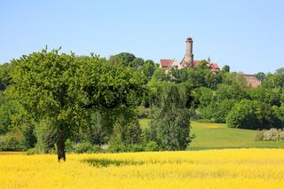 Altenburg, ehemalige Residenz der Bamberger Fürstb