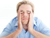 burnout closeup