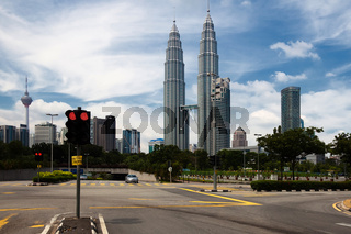 Petronas Twin Tower in KL