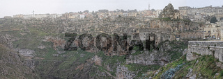 ancient town of matera italy