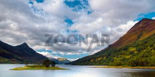 Schottland - Loch Leven