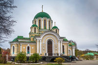 Tikhonov Assumption monastery, Russia