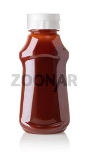 Bottles of Ketchup