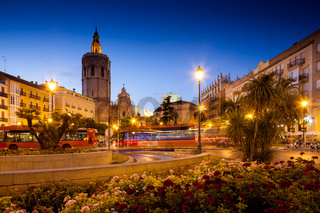 Valencia Old Town