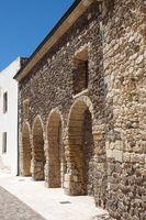 Santa Maria delle Grazie Church - Castelsardo - Sardinia