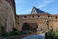 Historic castle complex Veste Coburg