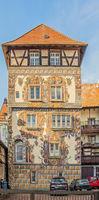 Zum Goldenen Löwen, Wohnturm, Konstanz