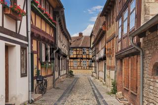 Quedlinburg, Sachsen-Anhalt | Quedlinburg, Saxony-Anhalt