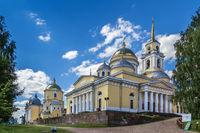Nilov Monastery, Russia