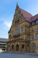 Old City Hall of Bielefeld