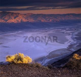 Death Valley National Park. California USA
