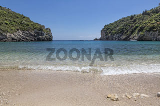 Agios Spyridon Beach, Paleokastritsa