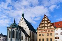 dome lower market freiberg