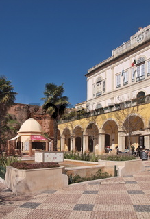Historisches Rathaus in Silves, Algarve - Portugal